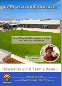 2018 Term 2 Issue 3
