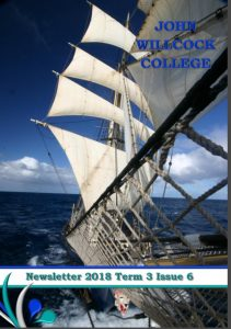 2018 Term 3 Issue 6